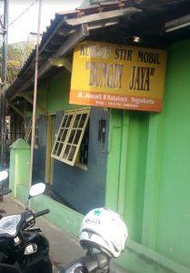Kursus Stir Mobil Bungin Jaya