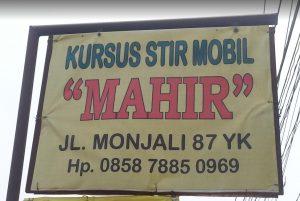Kursus Stir Mobil Mahir